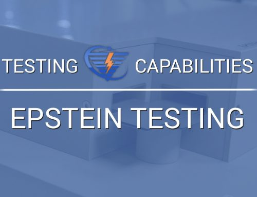 Corefficient's Testing Capabilities | Epstein Testing