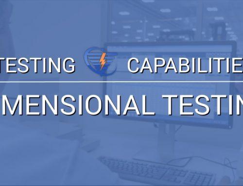 Corefficient's Testing Capabilities | Dimensional Testing