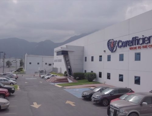 Corefficient's Partnership with Electrical Steel Supplier National Material of Mexico