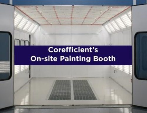 Advantage of On-site Transformer Core Painting Booth