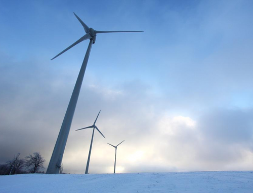 The Polar Vortex and Renewable Energy Storage