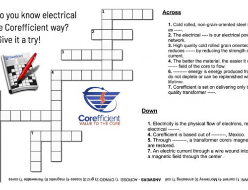 How well do you know electrical steel, the Corefficient way?