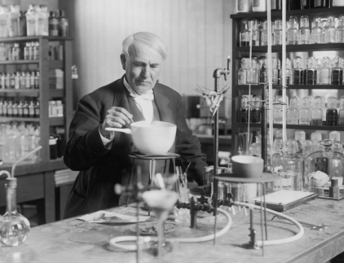 Corefficient Energy Trailblazer Series: Thomas Edison