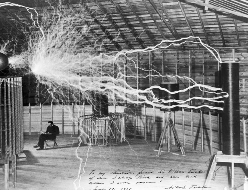 Corefficient Energy Trailblazers Series: Nikola Tesla
