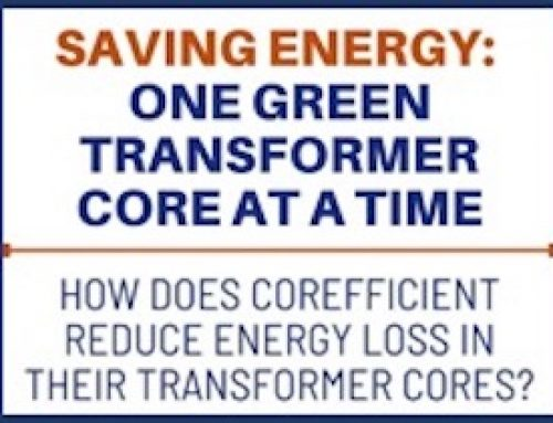 Saving Energy: One Green Transformer Core at a Time
